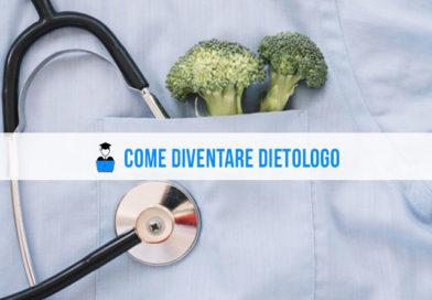 Come diventare Dietologo? L'iter universitario e professionale