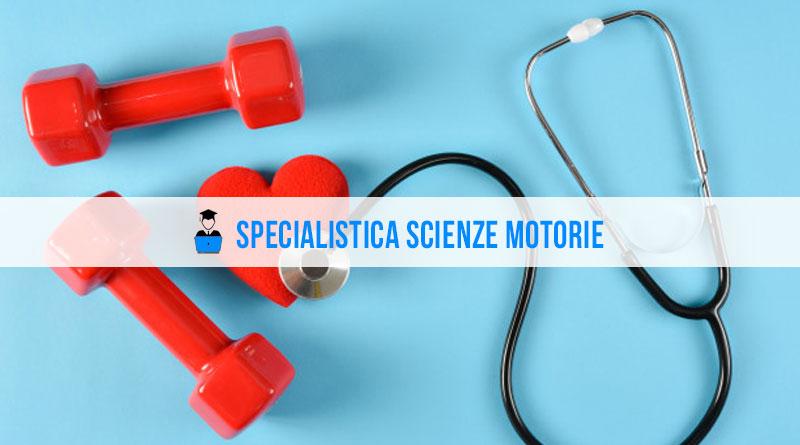 Specialistica Scienze Motorie