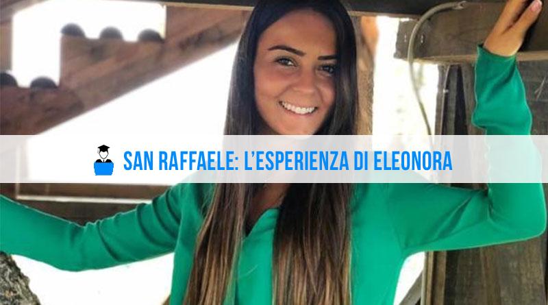 Opinioni San Raffaele Scienze dell'alimentazione Eleonora