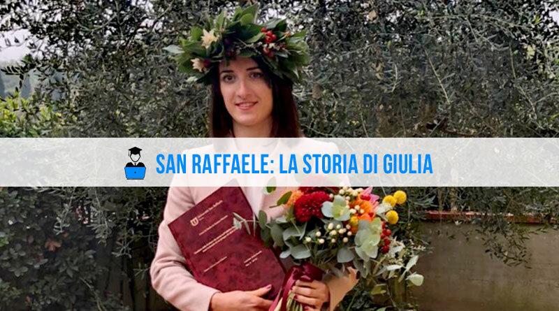 Opinioni San Raffaele Scienze Motorie Giulia