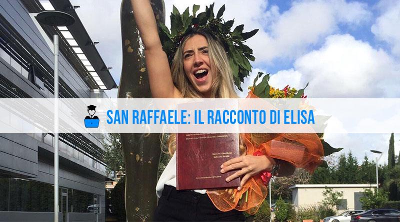 Opinioni San Raffaele Scienze Motorie Elisa