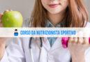 Corso nutrizionista sportivo: i percorsi di studio online