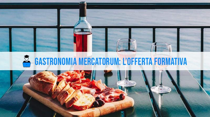 Facoltà Gastronomia Mercatorum