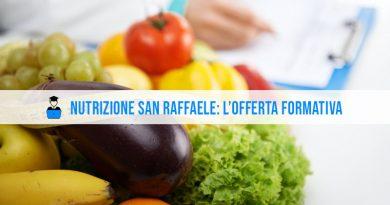 Facoltà Nutrizione San Raffaele