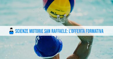 Facoltà Scienze Motorie San Raffaele