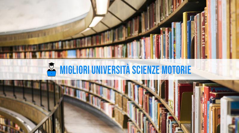 Università Scienze Motorie